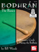 Bodhran: The Basics (Book/Online Audio)