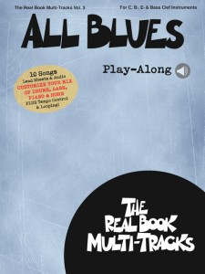 All Blues Play-Along (book/Media Online)