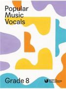 Popular Music Vocals - Grade 8