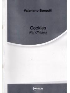 Cookies - 12 pezzi ricreativi per giovani chitarristi