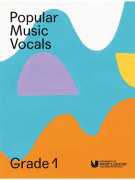 Popular Music Vocals - Grade 1