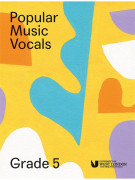 Popular Music Vocals - Grade 5