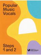 Popular Music Vocals - Steps 1 & 2