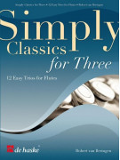 Simply Classics for Three (Trios for Flutes)