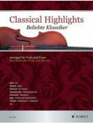 Classical Highlights (Viola and Piano)