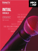 Rock & Pop Exams: Vocals Initialfrom 2018 (book/download)