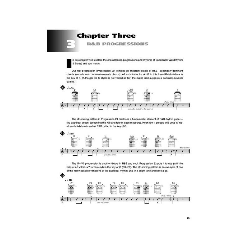 Tom Kolb Chord Progressions For Guitar Birdlandjazz