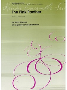 The Pink Panther (woodwind quintet)
