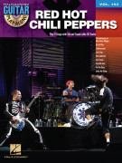 Red Hot Chili Peppers: Guitar Play-Along Volume 153 (book/CD)