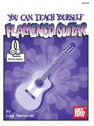 You Can Teach Yourself Flamenco Guitar (book/CD)