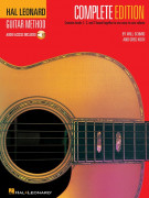 Hal Leonard Guitar Method Complete Edition (book/3 CD)