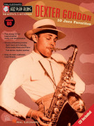 Jazz Play-Along vol. 60: Dexter Gordon (book/CD)