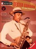 Jazz Play-Along vol. 60: Dexter Gordon (book/CD)