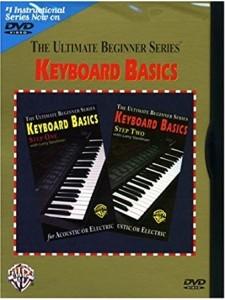 The ultimate beginner series: keyboard basics + DVD