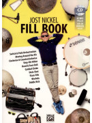 Jost Nickel's Fill Book (book/CD MP3)