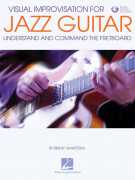 Visual Improvisation for Jazz Guitar (book/Audio Access)