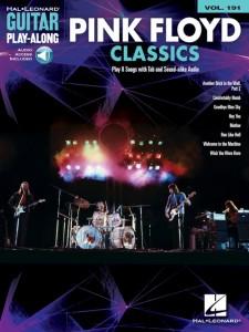 Pink Floyd Classics: Guitar Play-Along Volume 191 (book/Audio Online)