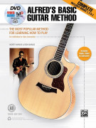 Alfred's Basic Guitar Method, Complete (book/DVD)