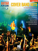 Cover Band Hits: Guitar Play-Along Volume 42 (book/Audio Online)
