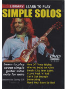 Lick Library: Learn To Play Simple Solos (DVD)
