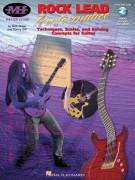 Rock Lead Performance (book/CD)