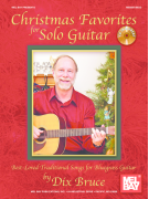 Christmas Favorites for Solo Guitar (book/CD)