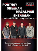 Mike Portnoy, Billy Sheehan, Tony MacAlpine & Derek Sherinian: InstruMENTAL Inspirations (DVD)
