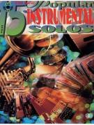 15 New Popular Instrumental Solos - Clarinet (book/CD)
