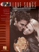 Love Songs: Piano Duet Play-Along Volume 26 (book/CD)