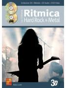 La chitarra ritmica hard rock & metal in 3D (libro/CD/DVD)