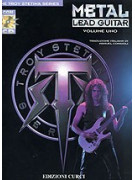 Metal Lead Guitar Volume 1 (book/CD) Edizione italiana
