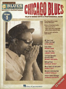 Blues Play-Along Volume 1: Chicago Blues (book/CD)