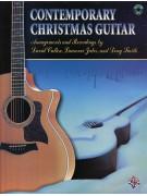 Contemporary Christmas Guitar (book/CD)