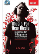 Music For New Media (book/CD)