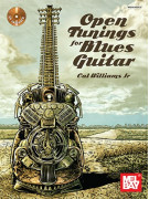 Open Tunings for Blues Guitar (Book/CD)