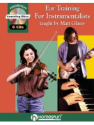 Ear Training for Instrumentalists (book/6 CD)