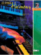 Jazz Keyboard Harmony (book/CD)