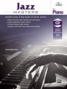 Jazz Masters for Piano (book/CD)