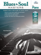 Blues & Soul Masters for Piano (book/CD)