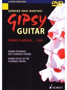 Gipsy Guitar: Rumbas Flamencas... y mas (DVD)