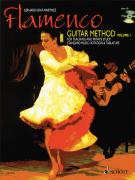 Flamenco Guitar Method Vol.1 (book/CD)