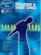 American Idol: Broadway & Movie Songs (book/CD sing-along)