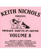 Vintage Jazz Play Along Volume 8 (CD/chord booklet)