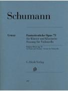 Robert Schumann: Fantasy Pieces Op. 73 (Violoncello)
