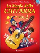 La magia della chitarra Vol. 2 (libro/CD)