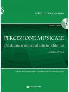 Percezione musicale - Dal dettato armonico (libro/CD)