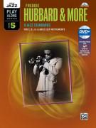 Jazz Play-Along Series, Vol. 5: Freddie Hubbard & More (book/DVD)