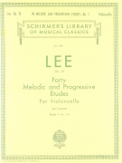 40 Melodic and Progressive Etudes, Op. 31 – Book 1