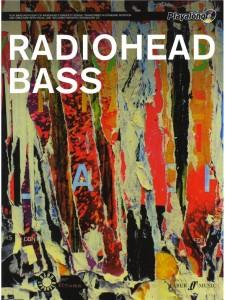 Radiohead: Authentic Playalong - Bass (book/CD)