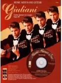 Giuliani – Guitar Quintet in A Major, Op. 65 (score/CD)